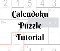 Calcudoku or Mathdoku Puzzle Tutorials by Conceptis Puzzles