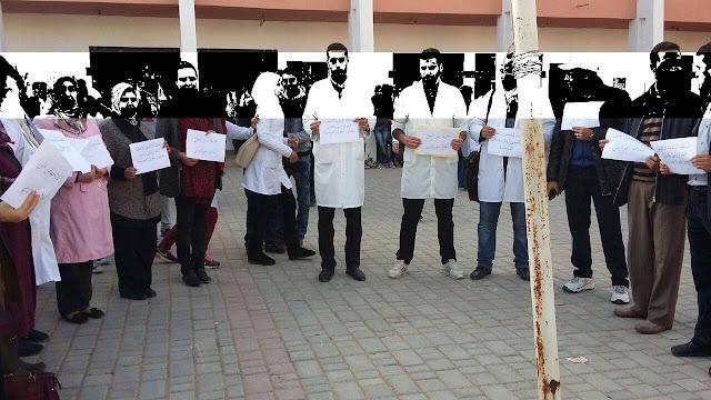 برشيد:عريضة استنكارية لمجموعة من الأساتذة ضد مدير ثانوية الخوارزمي التأهيلية