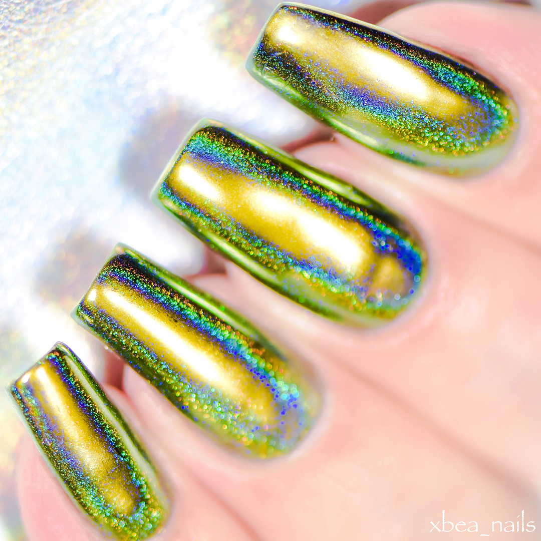 Born Pretty Store Blog: Holographic Acrylic Nails Collection 8 ...