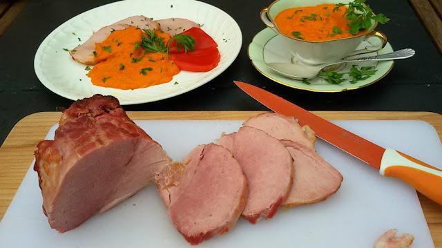 http://www.annarecetasfaciles.com/2015/12/paleta-asada-con-salsa-de-cebolla-y-piquillos.html