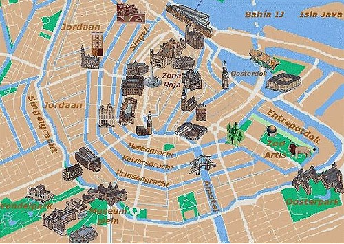 Mapa Turistico Amsterdam Pdf.Mapa Amsterdam Related Keywords Suggestions Mapa