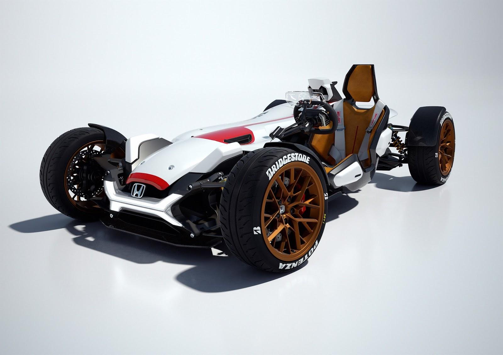 60394 HONDA PROJECT 2 4 POWERED BY RC213V TO DEBUT AT FRANKFURT A COMBINATION OF Η Honda θα παρουσιάσει το S660, ενα λιλιπούτειο διθέσιο roadster με 63 άλογα από μολις 658 κ.εκ