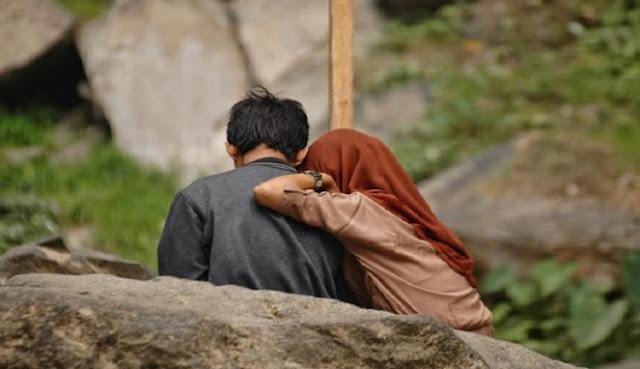 Kalau Orang sudah Jatuh Cinta dan Mabuk Pacaran, Susah di Nasehatin