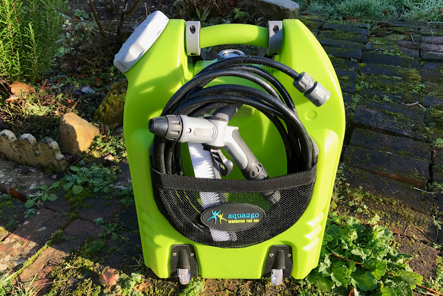 Aqua2Go Pro Portable Pressure Washer Review