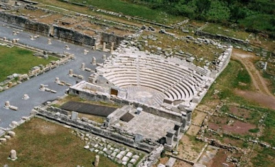 Βουλιαγμένη στη λάσπη η αρχαία Μεσσήνη, μετά τη θεομηνία