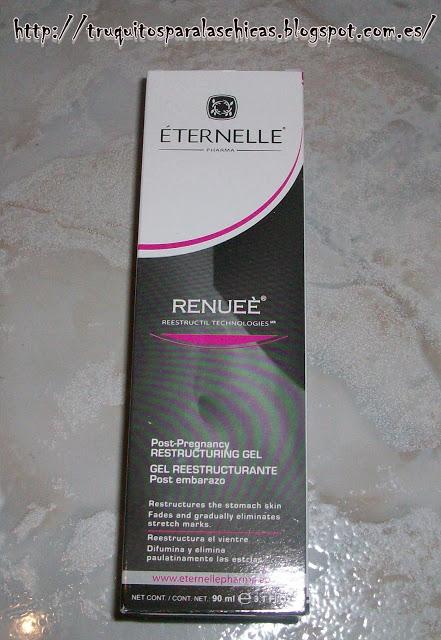 Eternelle pharma Tratamiento anti estrías