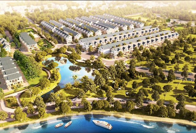 Dự án nhà phố biệt thự liền kề Park Riverside