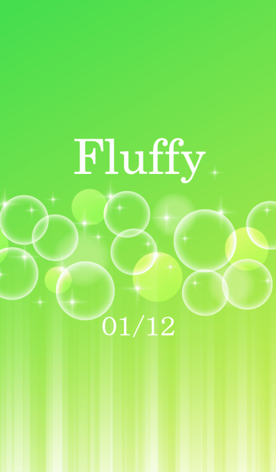 - Fluffy & Gradation type A 01/12 -