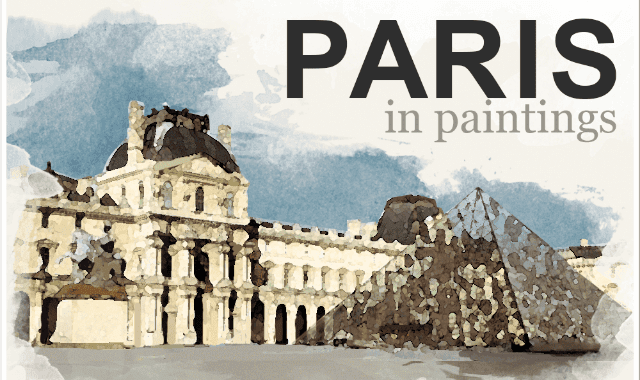 Paris in Paintings
