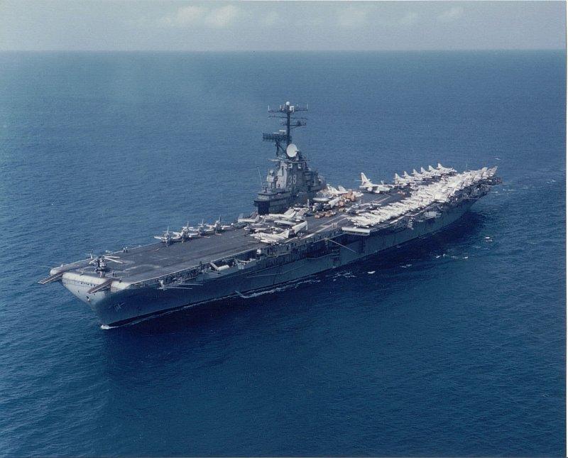 naval warfare  uss shangri