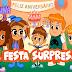 No terceiro episódio do Bruna Kids, Bruna Karla está em clima de Festa