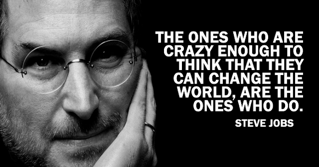 Steve Jobs change the world