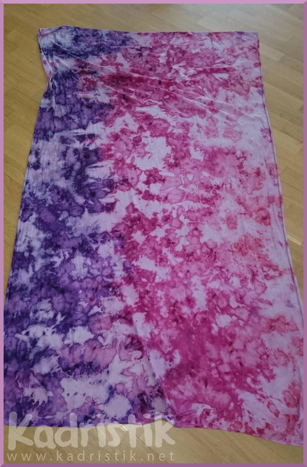 kanga värvimine