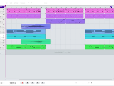An Interesting Educational Tool to Help Students Make Their Own Music