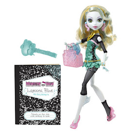 MH School's Out Lagoona Blue Doll
