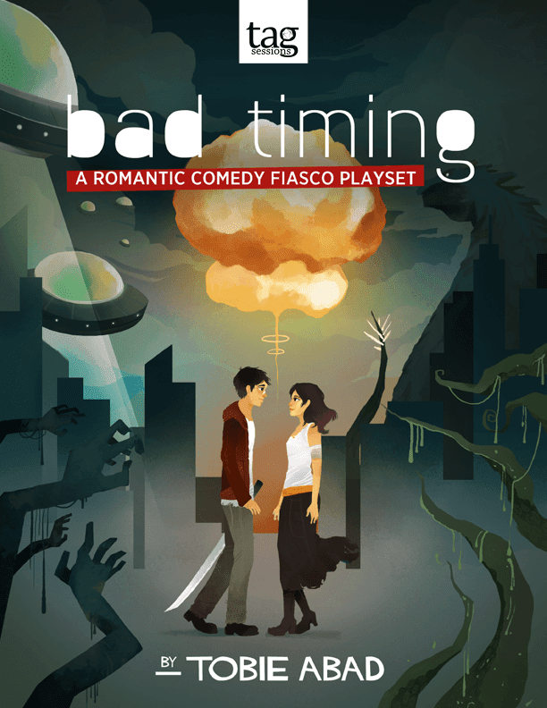 Bad Timing - a romcom fiasco playset