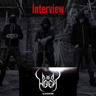 WOEST BLACK METAL INDUSTRIEL FRANCAIS INTERVIEW