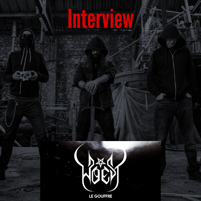 WOEST BLACK METAL INDUSTRIEL FRANCAIS INTERVIEW