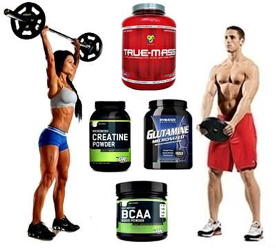 Complementos nutricionales que ayudan a aumentar la masa muscular a personas flacas