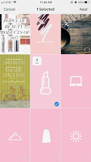 How do you make Instagram Highlight Icons?