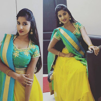 Meghana Lokesh Hot