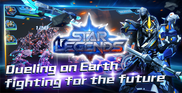 Star Legends (Dreamsky) v1.0.7 Mod Apk Terbaru (Unlimited Money)