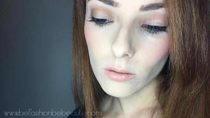 Maquillaje rápido y sencillo para diario.
