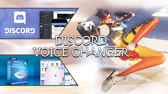 Voice changer for Discord, pc and web