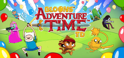 Bloons Adventure Time TD Apk + MOD (Free Shopping) Download