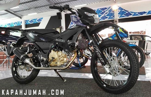 Suzuki Satria F150 Injeksi Modif Trail