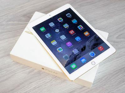iPad Air 2 cũ đẹp như sản phẩm zin