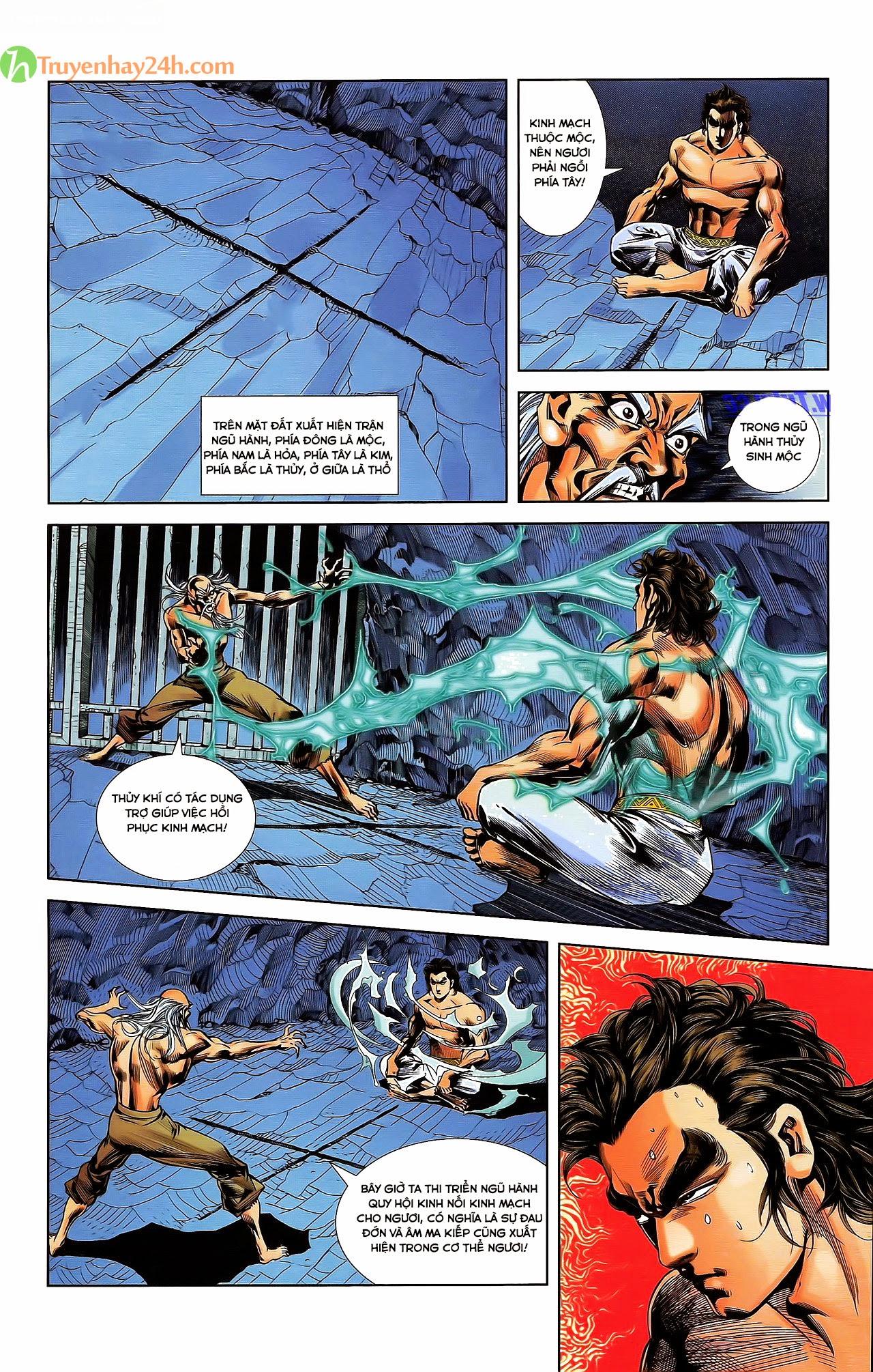 Tần Vương Doanh Chính chapter 30 trang 15