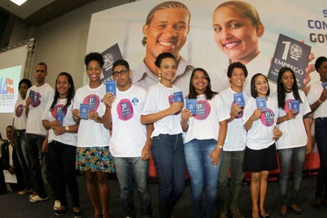 Programa Primeiro Emprego,do Governo da Bahia,convoca mais 3.655 Jovens