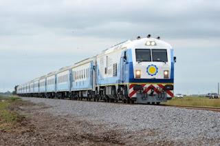 """Ferroviarios denuncian que las vías del tren Mar del Plata-Buenos Aires están """"intransitables"""""""