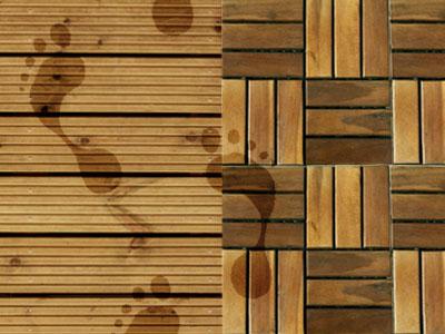 Terrassenplatten Ratgeber Gut Holz