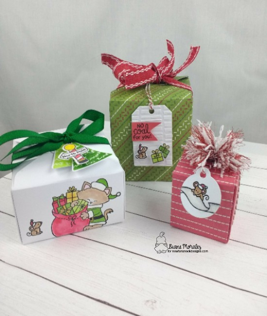 No Goal for you by Diane features Tags Times Two, Santa Paws Newton, and Festive Forest by Newton's Nook Designs; #newtonsnook
