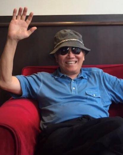 POWER MESSAGES FROM HENRY GAN (CALIFORNIA)  FROM 'THE TREKKERS' SAYS