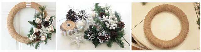 corona-flores-puerta-navidad