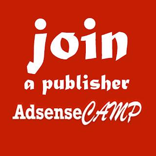 Cara Daftar Menjadi Publisher di AdsenseCamp