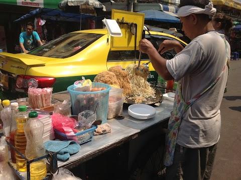 Wisata Kuliner Bangkok : Pad Thai