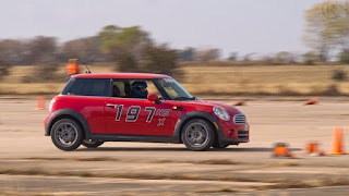 #197 XHS 2012 Mini Base John Cooper Works