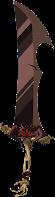 Necrotic Sword of Doom Left