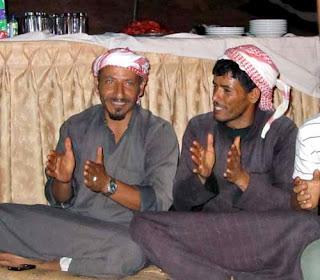 Bedouin Hosts Wadi Rum Jordan