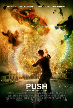 Download Film Push (2009) BluRay 720p Subtitle Indonesia