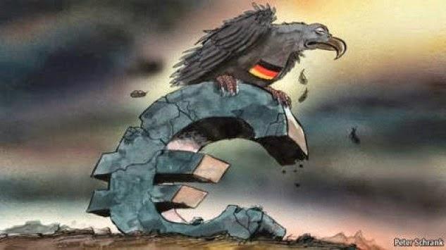 Risultati immagini per europa tedesca