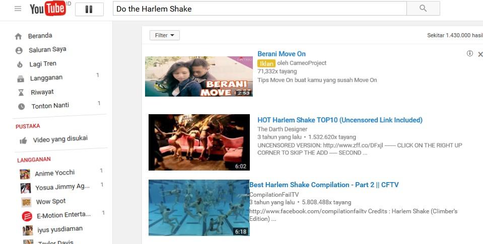 YouTubers, 3 Keyword Terselubung di YouTube Ini Wajib Kamu Coba!!