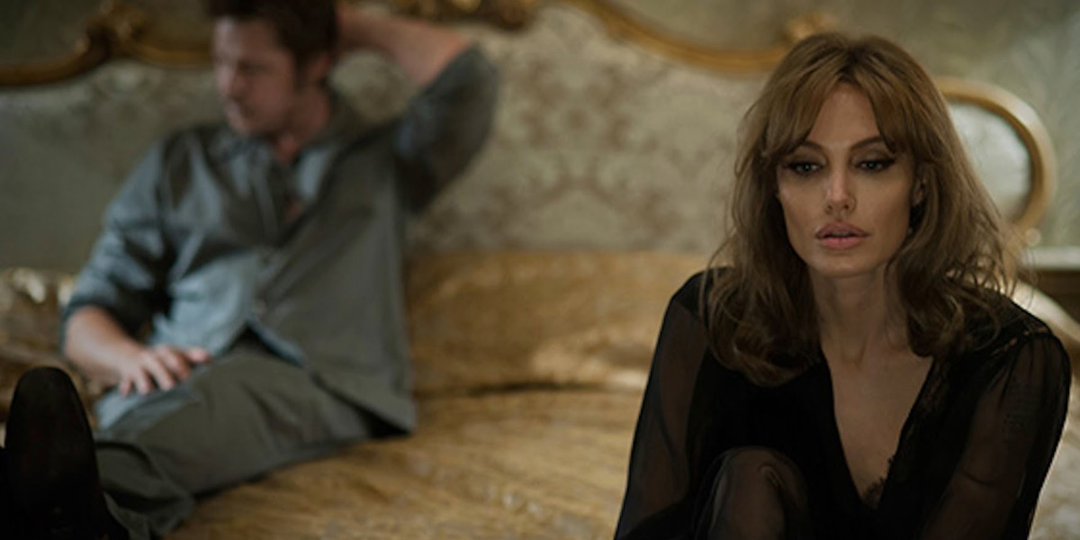 "Jolie dirige a Pitt en: ""By The Sea"", Trailer"