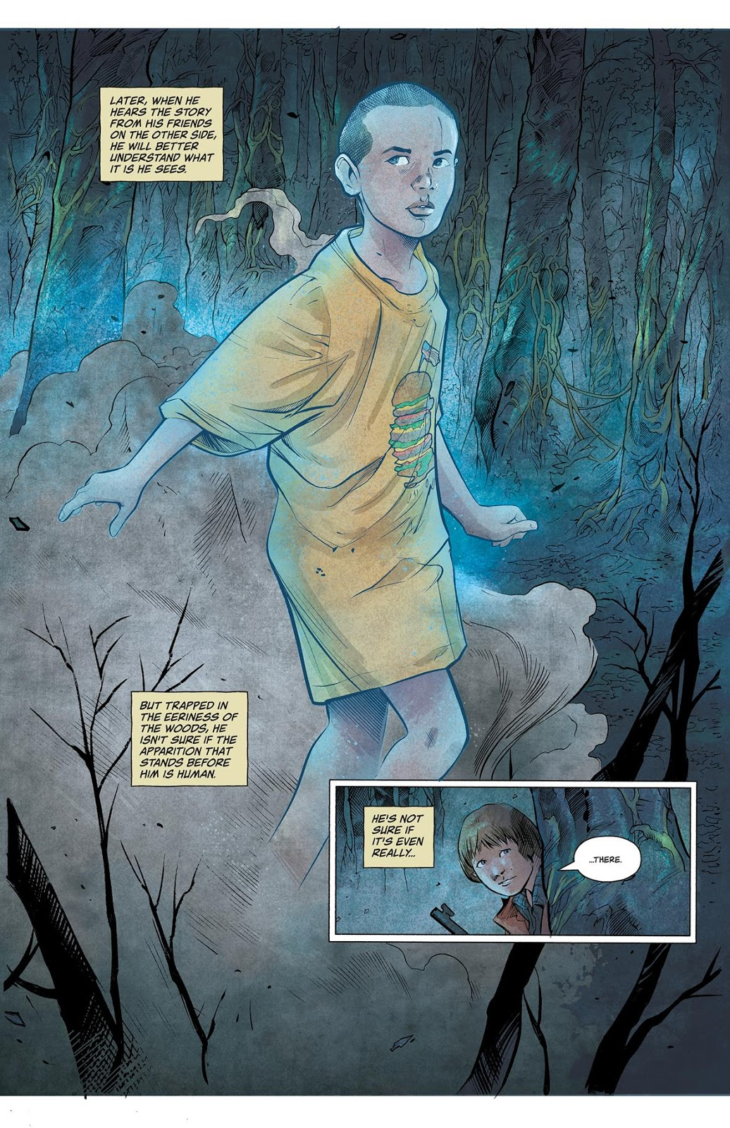 Stranger Things #1 Preview