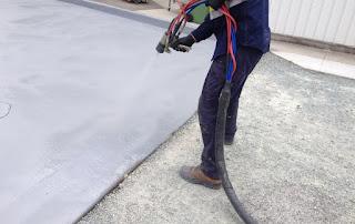 jasa polyurea coating spray