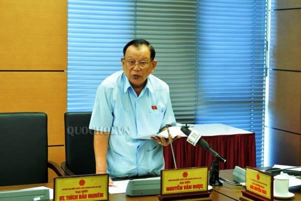 Thượng tướng Nguyễn Văn Được